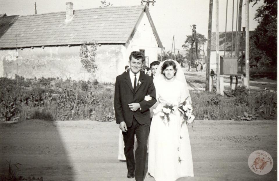 ESKÜVŐI MENET 1966
