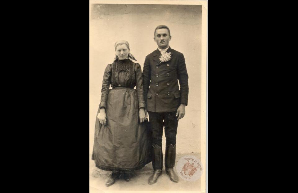 MENYASSZONY ÉS VŐLEGÉNY 1920