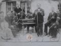 DUDÁS JÓZSEF és ZENEKARA 1938 körül