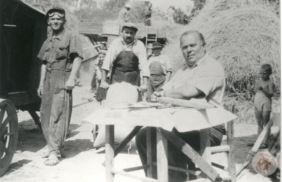 CSÉPLÉS 1953