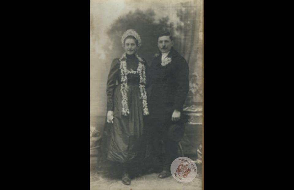 MENYASSZONY ÉS VÖLEGÉNY 1920
