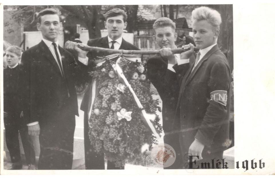 SZÜRETI MULATSÁGOK 1966