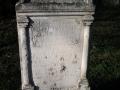SÍRKŐ  ANNO 1834 (?)