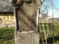 SÍRKŐ  ANNO 1864, 1876(?)