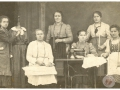 VARRÓ KÖR 1921 körül