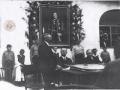 DARÁNYI kép felavatása 1930-as évek vége