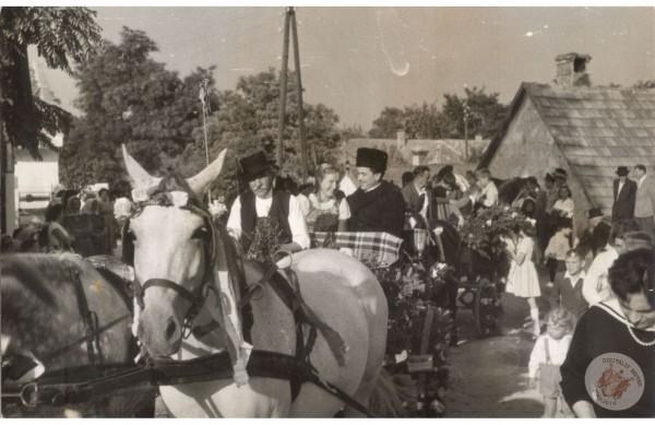 0012 szureti_1960-asevek_Vanyi Bela, Polgar Erzsi, Herman Sandor_SI