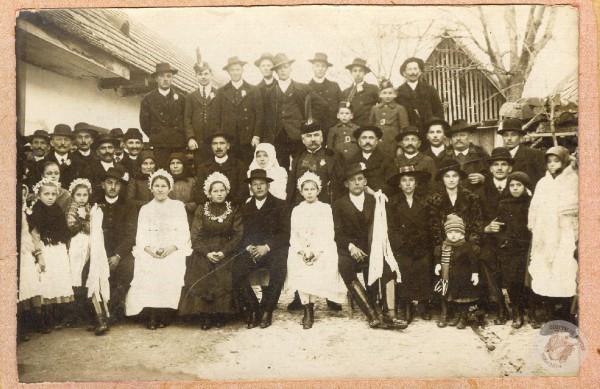 0103 Lakodalom I. 1923. Kollár B-nétól