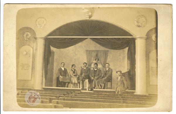 0300 Műv. ház. 1935. Kollár I-tól